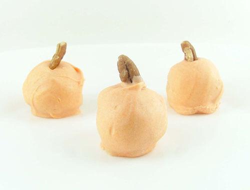 Pumpkin Pie Truffles